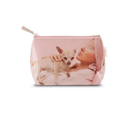 Spa Dog Makeup Bag