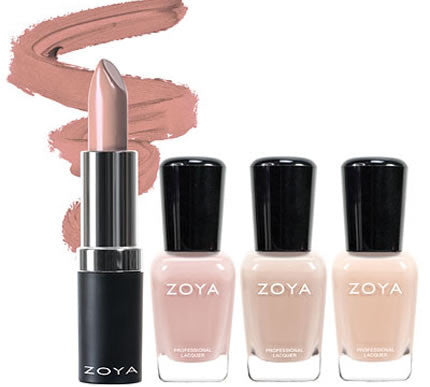 Zoya Nail Polish Quad Kit