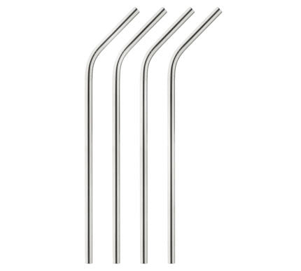 Stainless Steel Reusable Drinking Straws