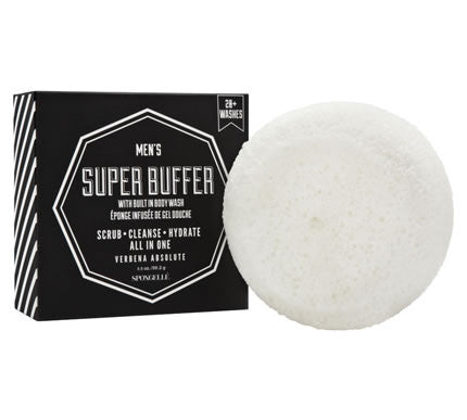 Men's Super Buffer - Verbena Absolute by Spongelle