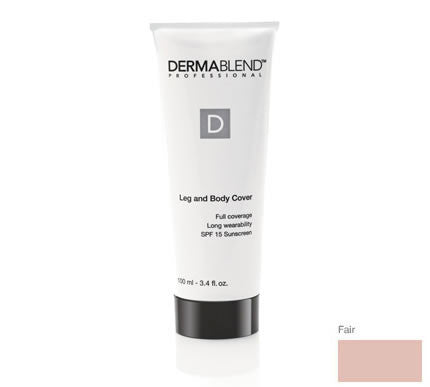 Dermablend Leg & Body Cover Foundation
