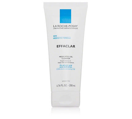 Effaclar Medicated Gel Cleanser - 6.76 FL.OZ. - Tube