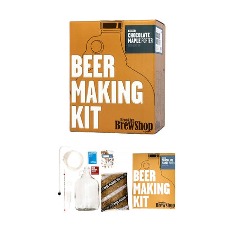 Beer Making Kit: Chocolate Maple Porter