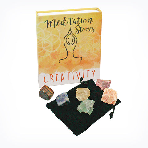 Geocentral Meditation Stones Creativity