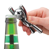Umbra Drinking Buddy Brass-Plated Bottle Opener