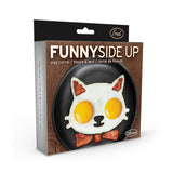 Fred & Friends Funnyside Up Cat Egg Corral