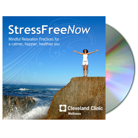 Stress Free Now Meditations (2 CD Set)