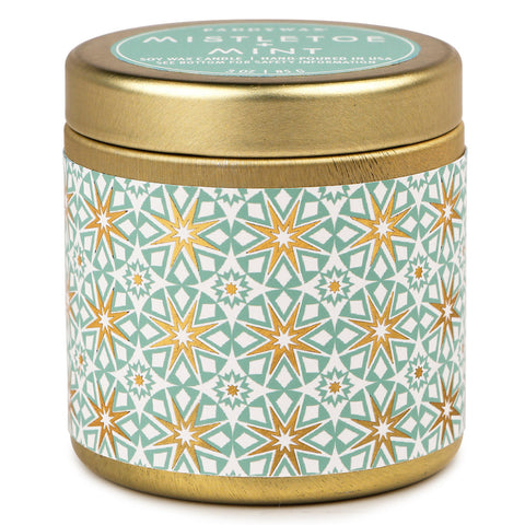 Paddywax Kaleidoscope Gold Candles