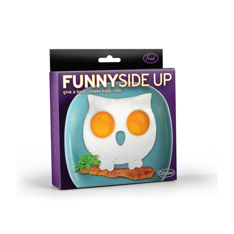 Fred & Friends Funnyside Up Owl Egg Corral