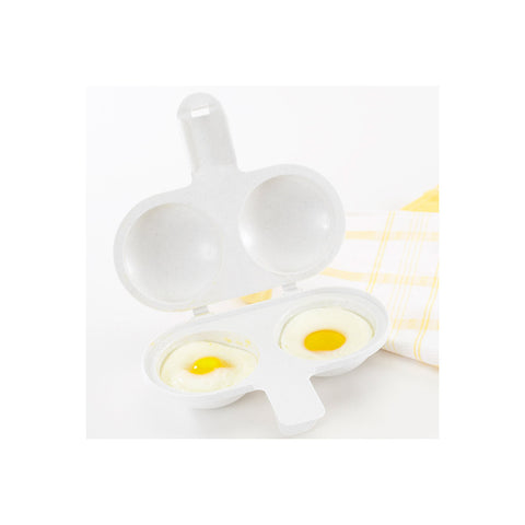 Nordic Ware Two Cavity Egg Poacher
