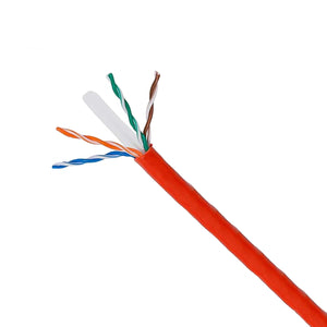Cat 6 Bulk Cables/UTP Stranded 1000ft