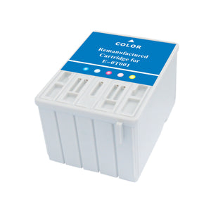 OGP Remanufactured Epson T001011 Inkjet Cartridge, Color