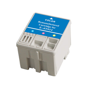 OGP Remanufactured Epson T014201 Inkjet Cartridge, Color