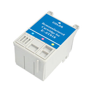 OGP Remanufactured Epson T018201 Inkjet Cartridge, Color