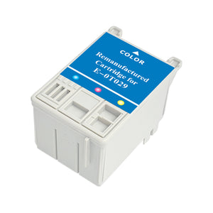 OGP Remanufactured Epson T029201 Inkjet Cartridge, Color