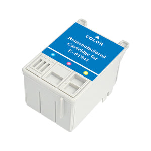 OGP Remanufactured Epson T041020 Inkjet Cartridge, Color