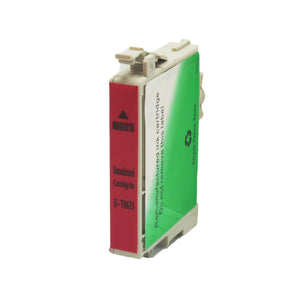 OGP Remanufactured Epson T063350 Inkjet Cartridge, Magenta