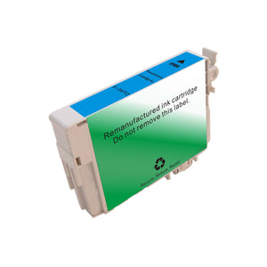 OGP Remanufactured Epson T077220 Inkjet Cartridge, Cyan