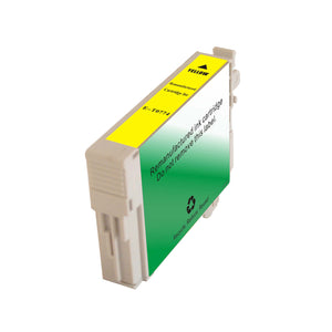 OGP Remanufactured Epson T077420 Inkjet Cartridge, Yellow