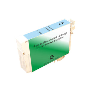 OGP Remanufactured Epson T078520 Inkjet Cartridge, Cyan