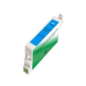 OGP Remanufactured Epson T087220 Inkjet Cartridge, Cyan