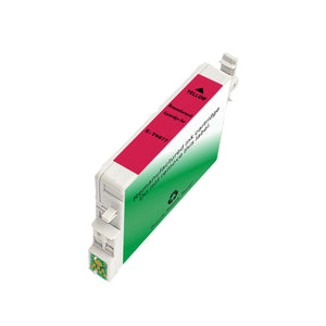 OGP Remanufactured Epson T087720 Inkjet Cartridge, Red