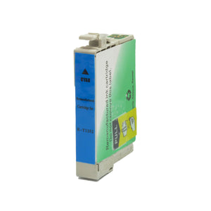 OGP Remanufactured Epson T125220 Inkjet Cartridge, Cyan