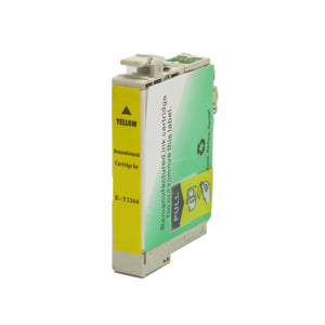 OGP Remanufactured Epson T126420 Inkjet Cartridge, Yellow