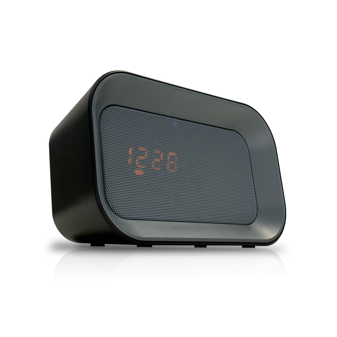 Omnigates Aeon Portable Bluetooth Speaker SOLI with Alarm Clock