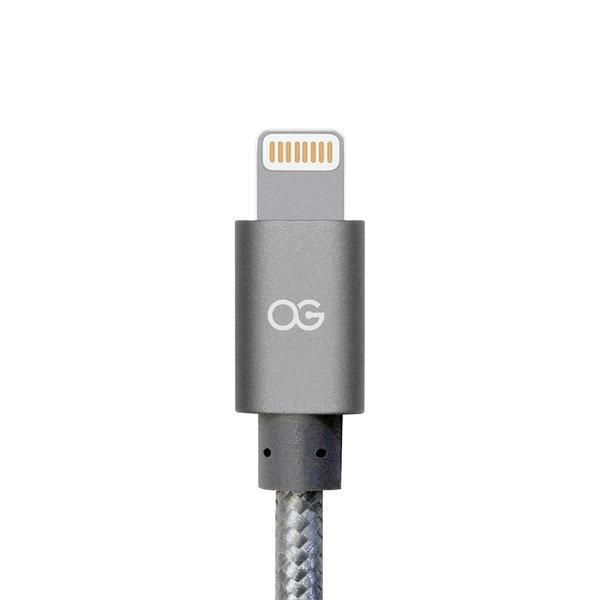 Premium High Speed Apple® MFi Certified Lightning® to USB Charge & Sync Cable (2-pack)