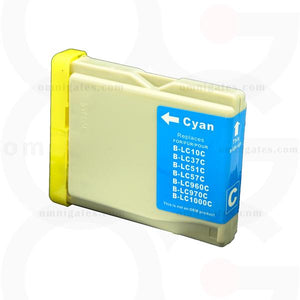 Cyan OGP Compatible Brother LC51 Inkjet Cartridge