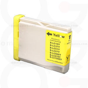 Yellow OGP Compatible Brother LC51 Inkjet Cartridge