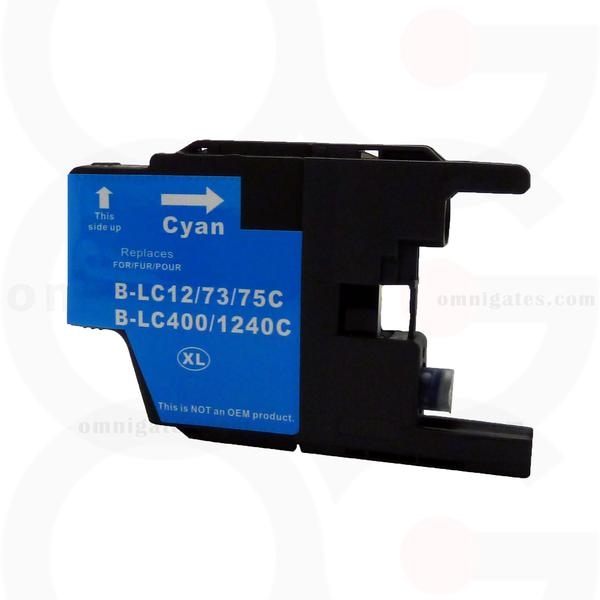 Black OGP Compatible Brother LC75 Inkjet Cartridge