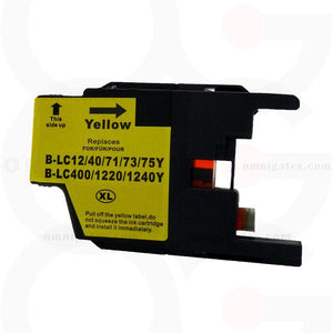 Yellow OGP Compatible Brother LC75 Inkjet Cartridge