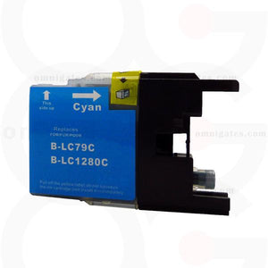 Cyan OGP Compatible Brother LC79 Inkjet Cartridge