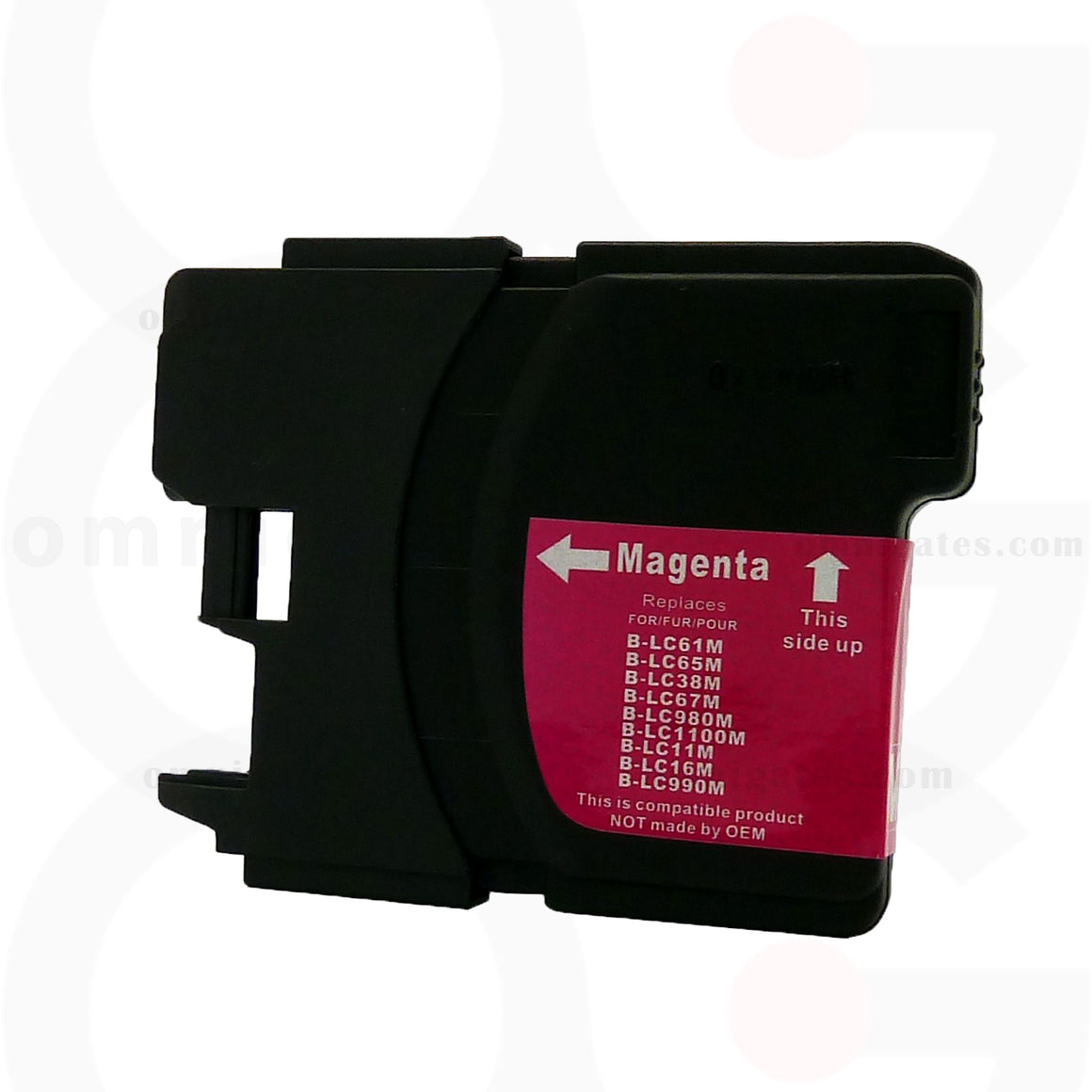 Magenta OGP Compatible Brother LC61M/LC65M Inkjet Cartridge