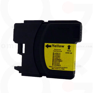 Yellow OGP Compatible Brother LC61Y/LC65Y Inkjet Cartridge