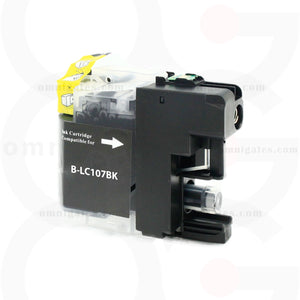 Black OGP Compatible Brother LC107BK Inkjet Cartridge