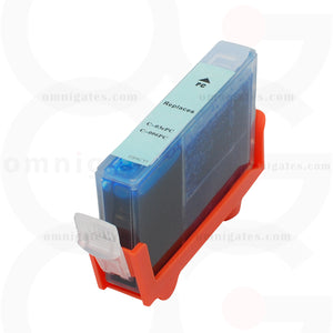 Photo quality cyan OGP Remanufactured Canon BCI-3ePC BCI-5/6PC Inkjet Cartridge