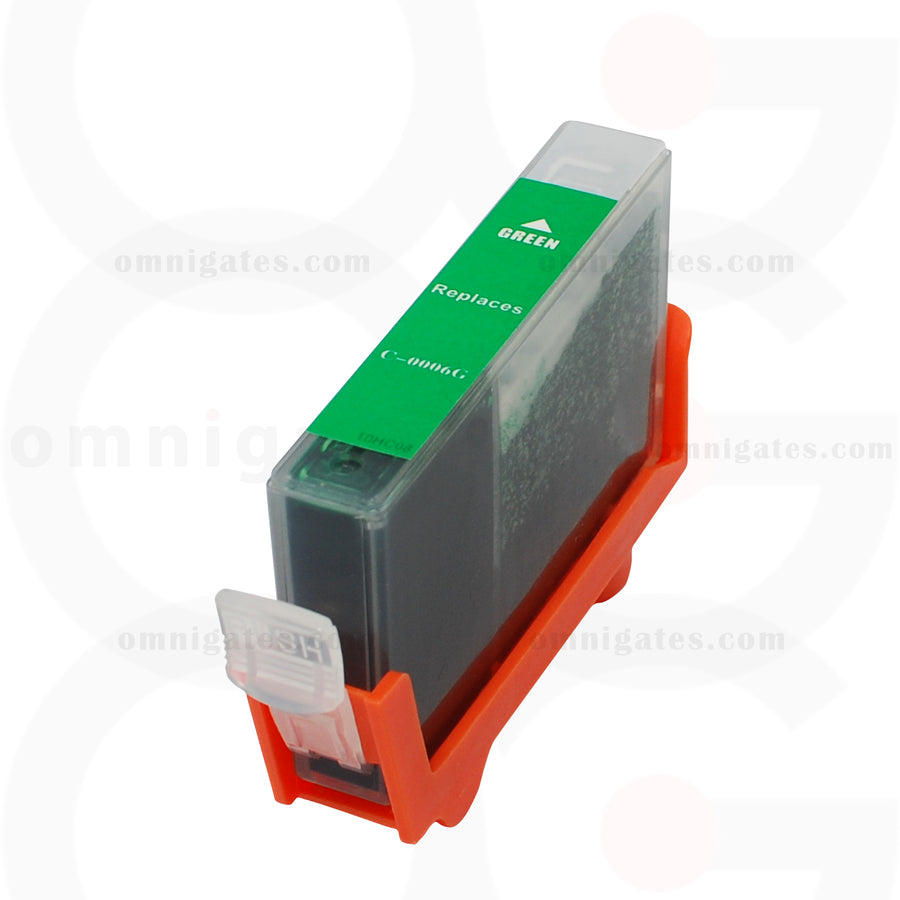 Green OGP Remanufactured Canon BCI-6G Inkjet Cartridge