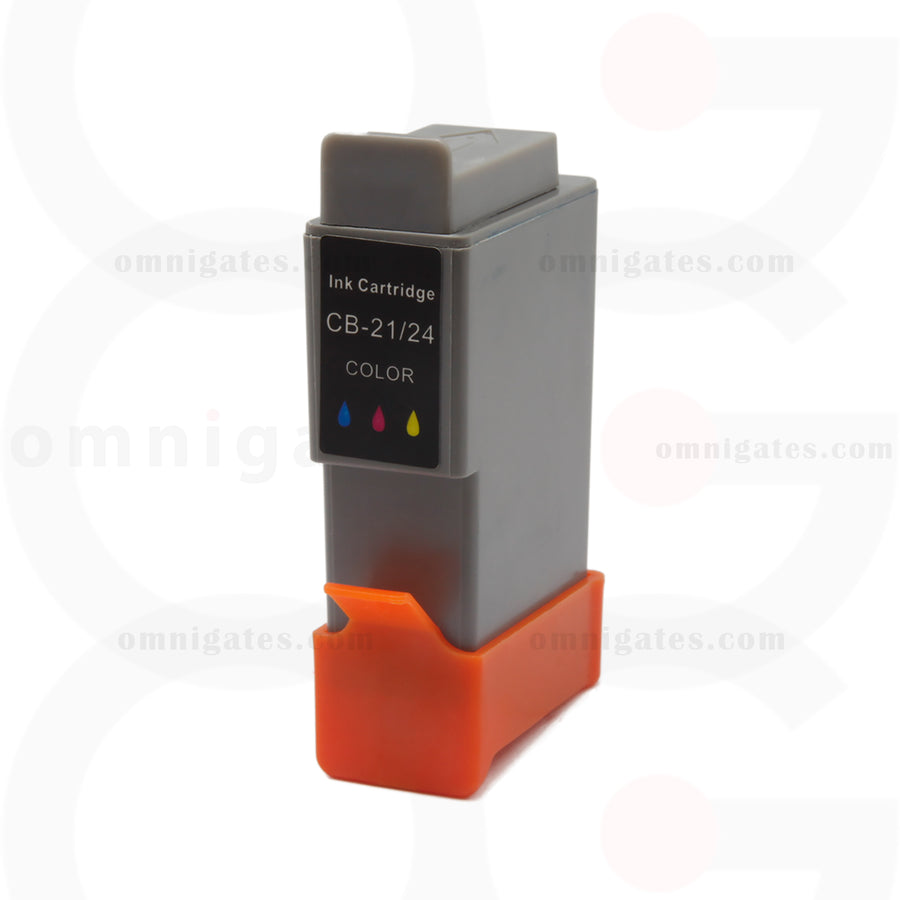 Color OGP Compatible Canon BCI-21C BCI-24C Inkjet Cartridge