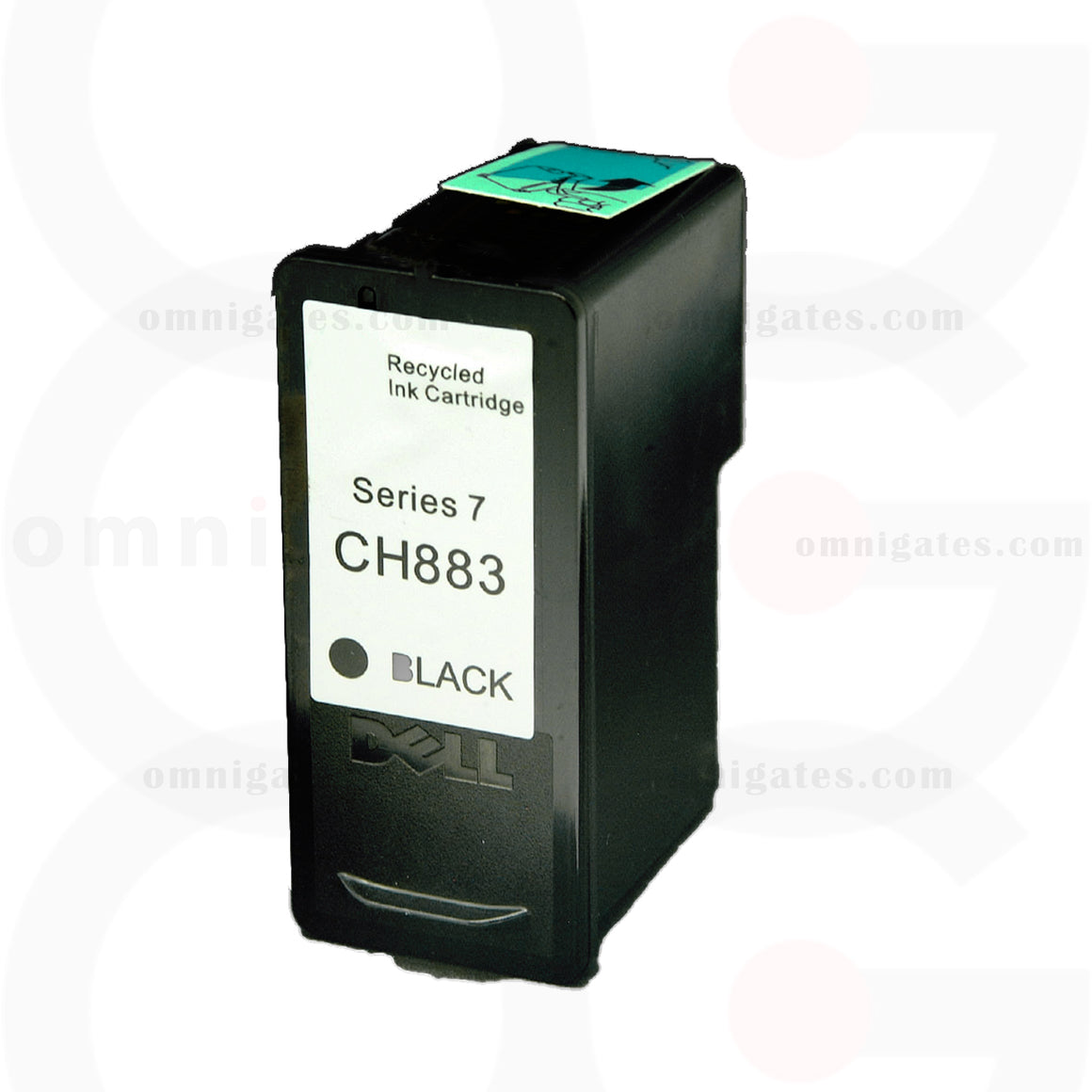 Black OGP Remanufactured Dell CH883 Inkjet Cartridge