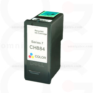 Color OGP Remanufactured Dell CH884 Inkjet Cartridge