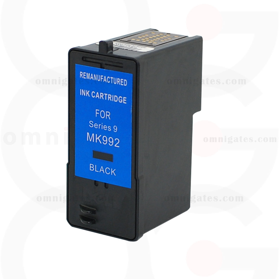 OGP Remanufactured Dell MK992 Inkjet Cartridge, Black - omnigates.com