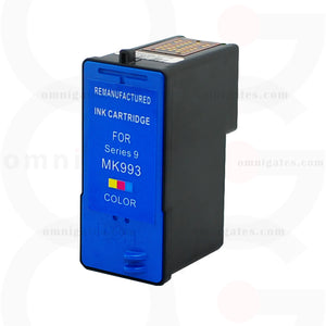 Color OGP Remanufactured Dell MK993 Inkjet Cartridge