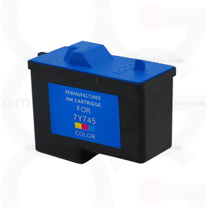 Color OGP Remanufactured Dell 7Y745 Inkjet Cartridge