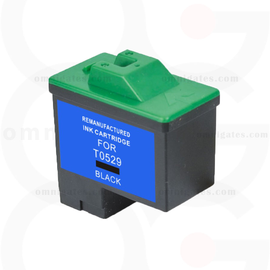 Black OGP Remanufactured Dell T0529 Inkjet Cartridge
