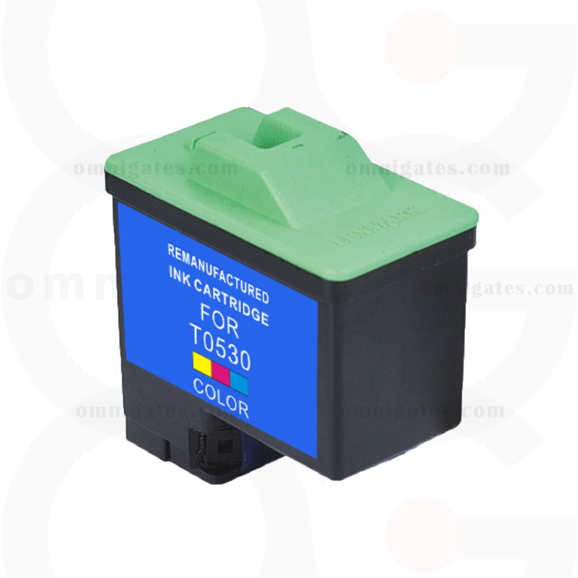 Color OGP Remanufactured Dell T0530 Inkjet Cartridge