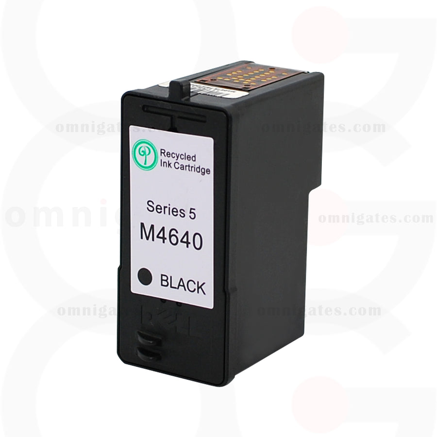 Black OGP Remanufactured Dell M4640 Inkjet Cartridge