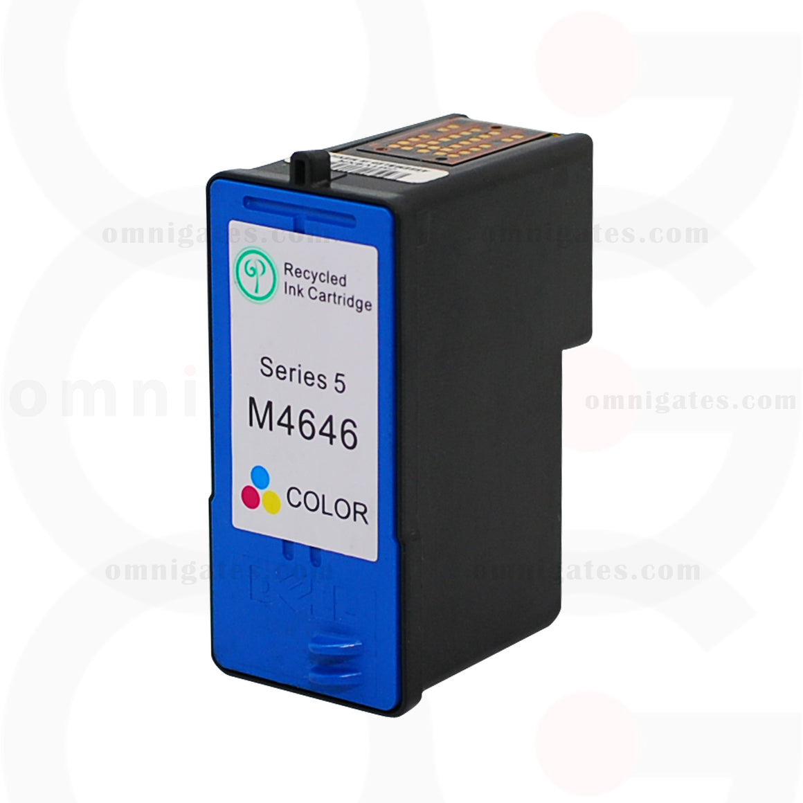 Color OGP Remanufactured Dell M4646 Inkjet Cartridge